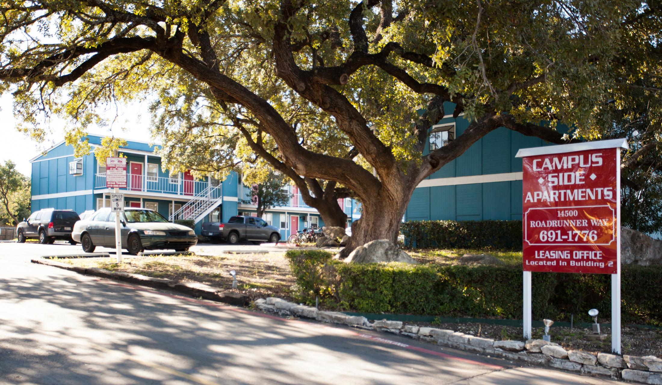 Campus Side Apartments Photos | Next to UTSA
